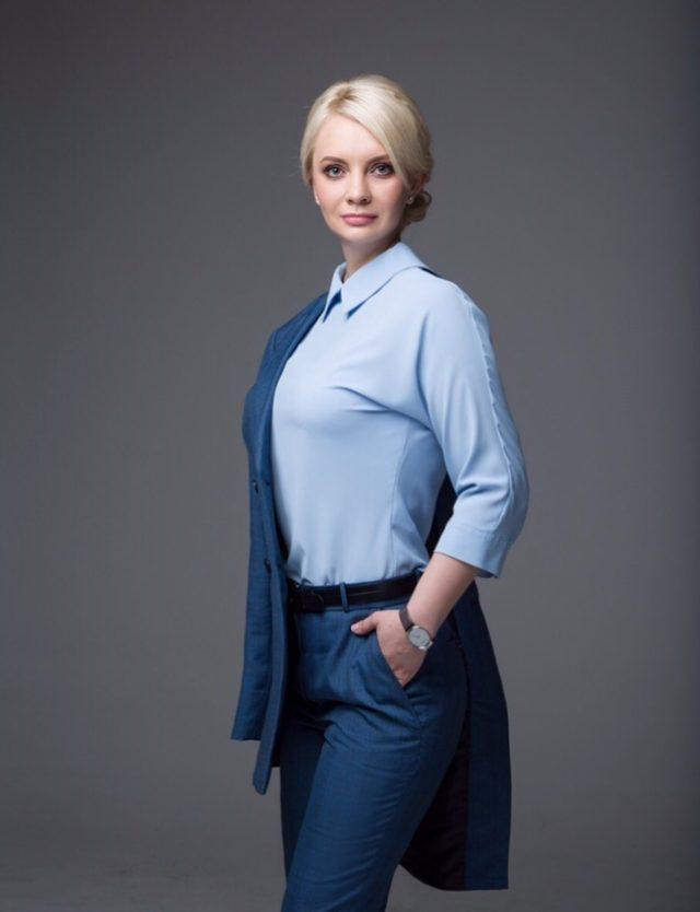 Алексеенко (Елфутина) Ирина Александровна